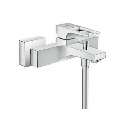 Смеситель для ванны Metropol, однорычажный, с рукояткой-петлей, ВМ, цвет хром Hansgrohe 74540000