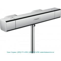 Термостат для душа, ВМ, Ecostat E, цвет хром, Hansgrohe 15773000