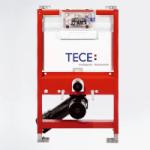 Застенные модули TECE